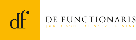 Logo de functionaris
